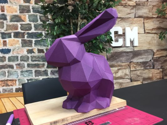 How to Make 3D Paper Models with Brittany Bellows – Curious