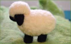 Introduction to Needle Felting