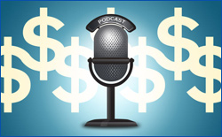 Monetize & Distribute Podcasts & Web Shows