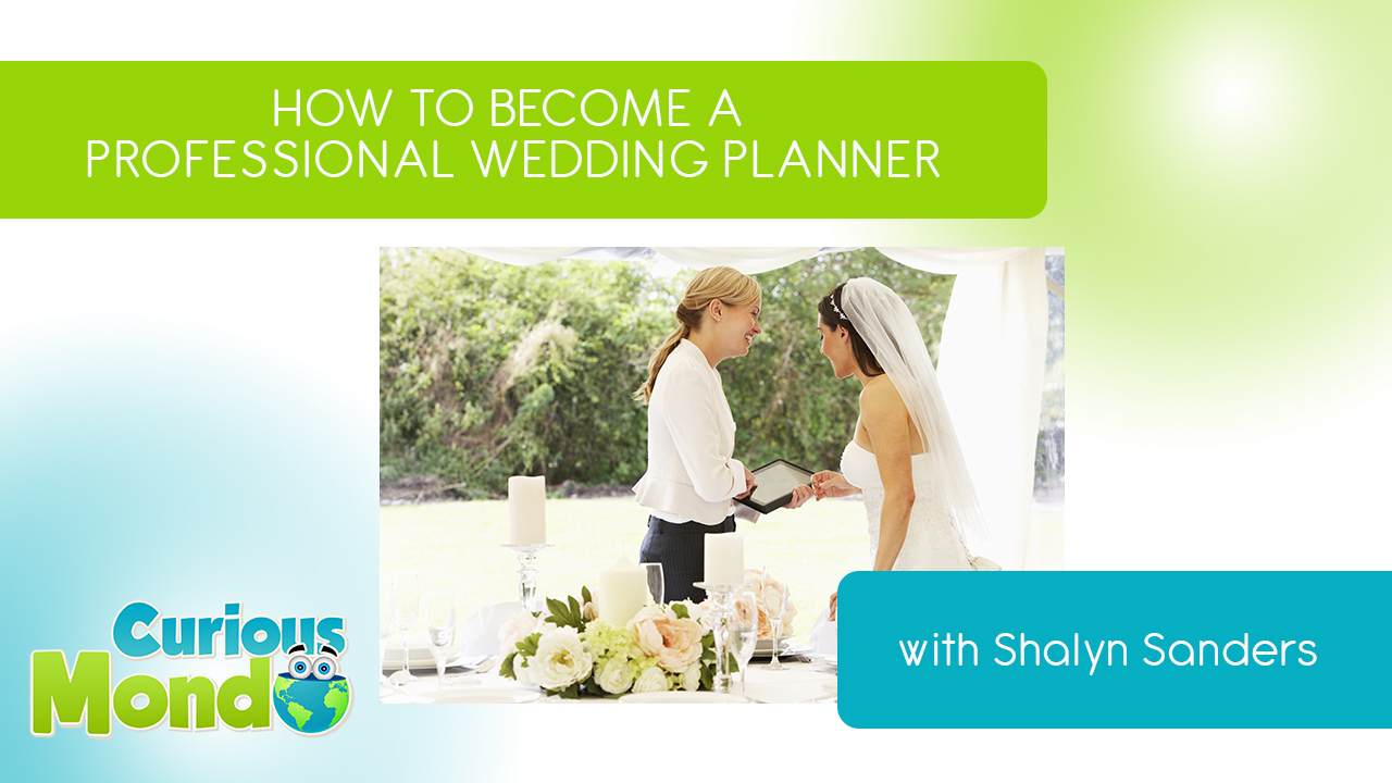 How To Become A Professional Wedding Planner