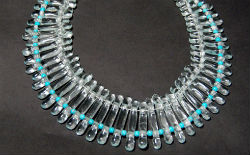Recycled Bottle Glass Jewelry
