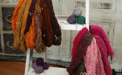 Free Form Dyeing with Catherine Marchant