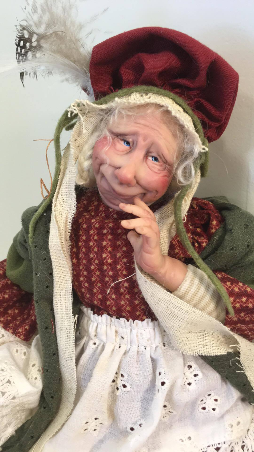 How to Create Elves in Polymer Clay - Art Dolls Course with Karen Baker