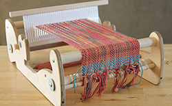 Weaving on the Rigid Heddle Loom