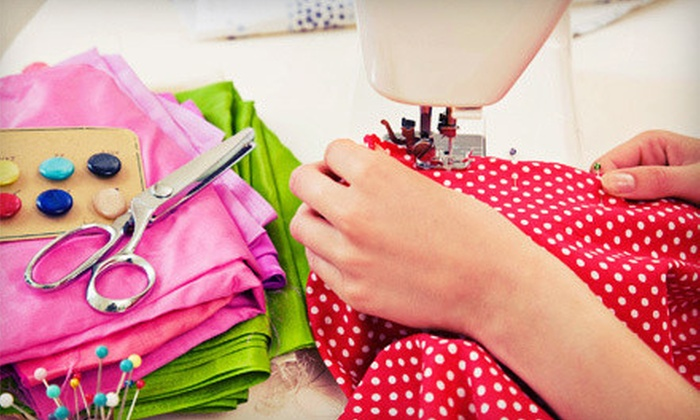Introduction to Sewing Machines and Sewing Basics