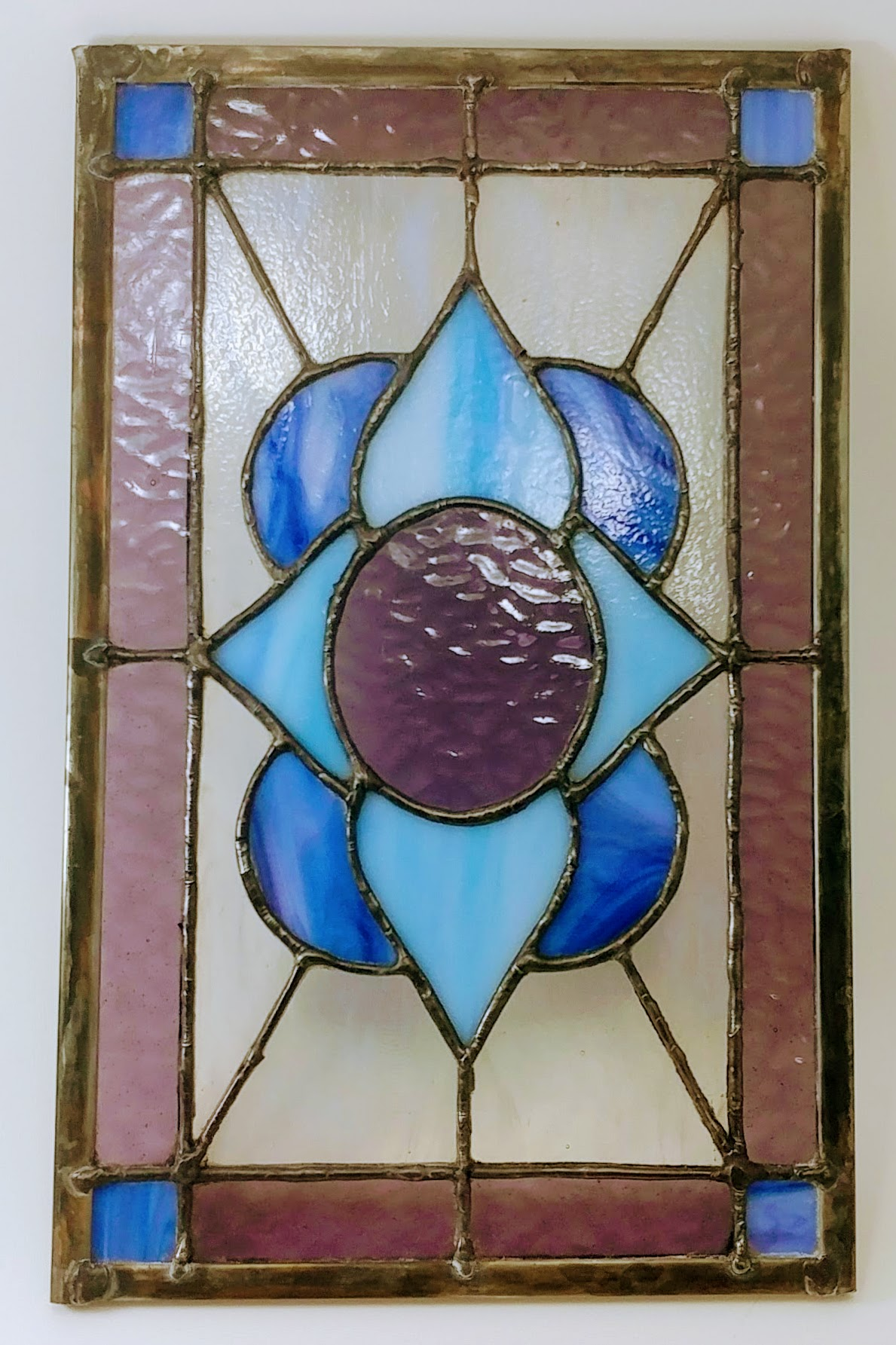Beginning Stained Glass – Foil Method
