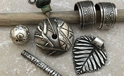 Intermediate Metal Clay Jewelry