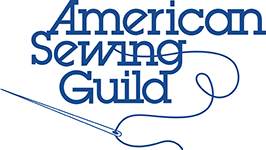 Proud Supporter of the American Sewing Guild