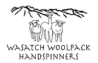 Proud Supporter of the Wasatch Woolpack Handspinners
