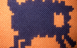 The Magic of Double Weave on a 4-Shaft Loom