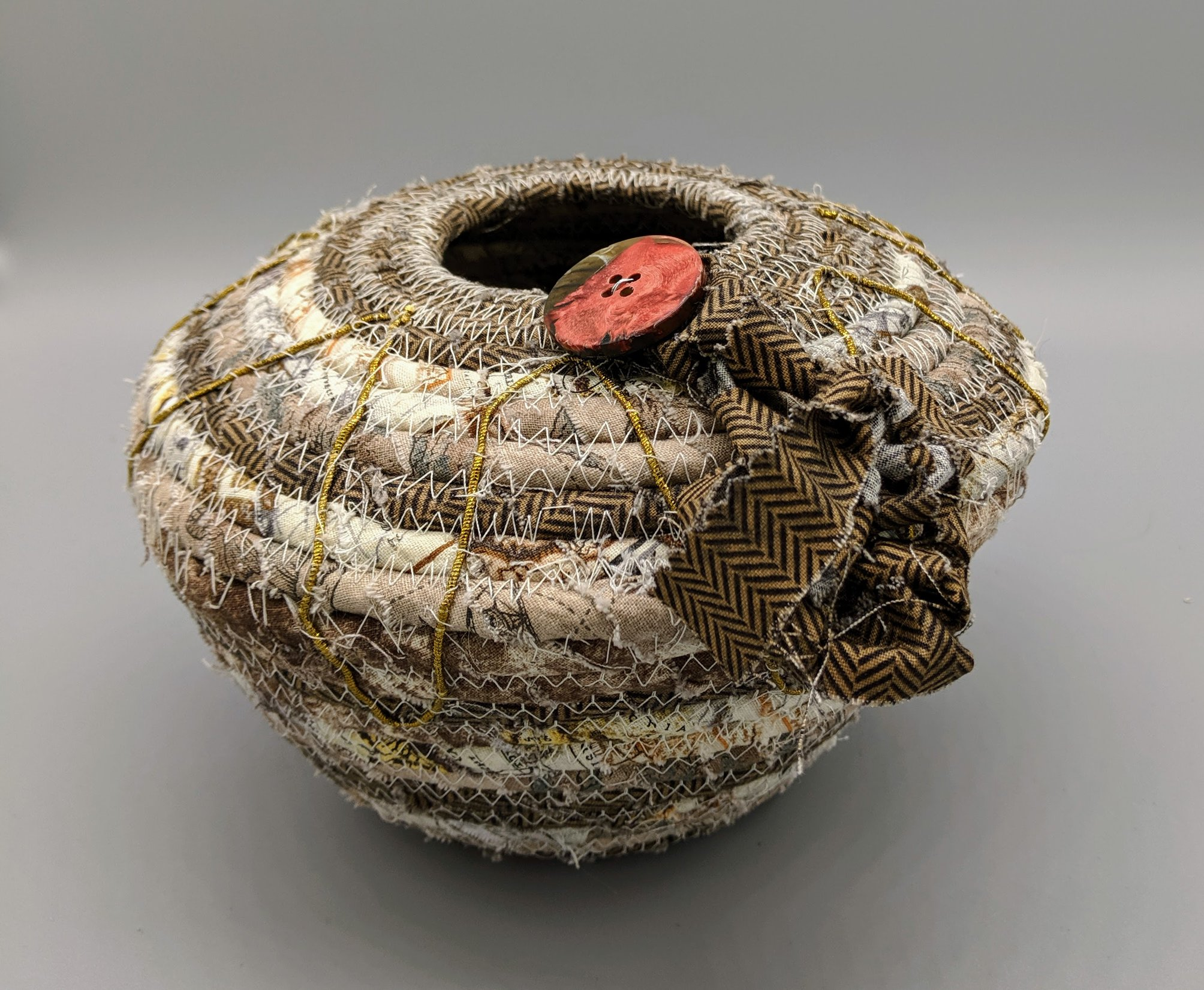 How to Make Contemporary Rope Bowls and Bags
