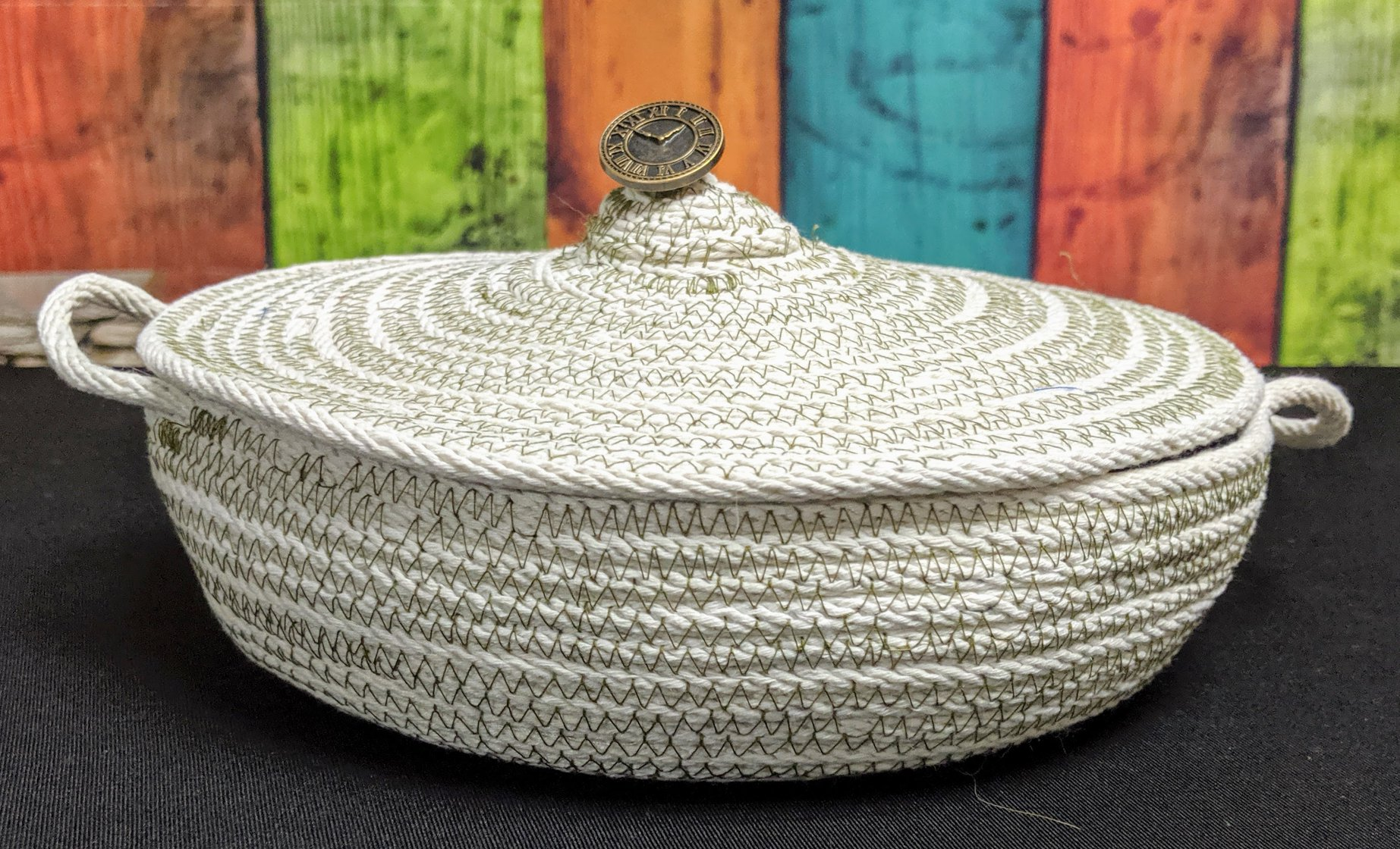 How to Make Rope Bowls and Bags
