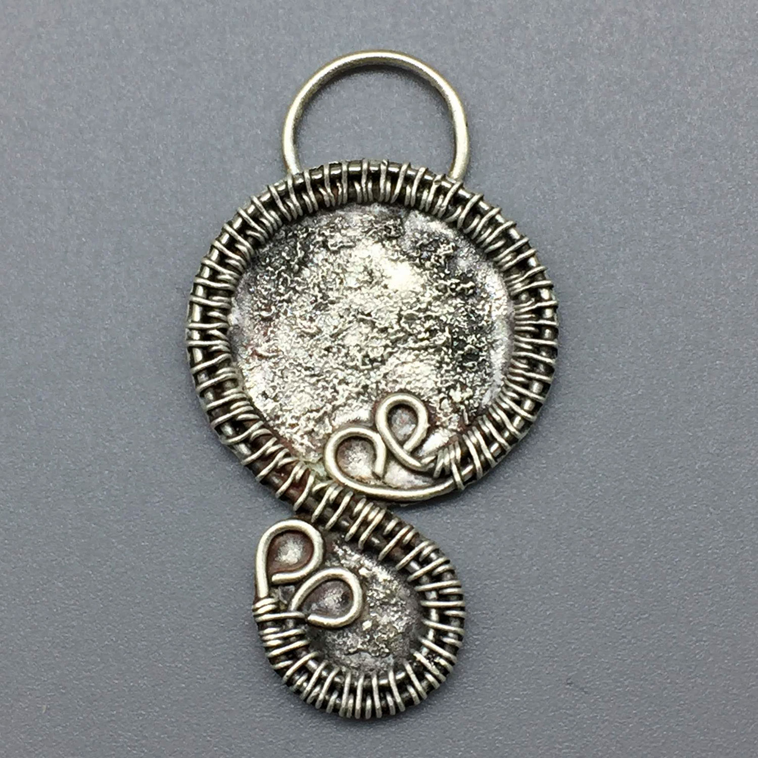 Integrating Wire Wrapping into Metalsmithing