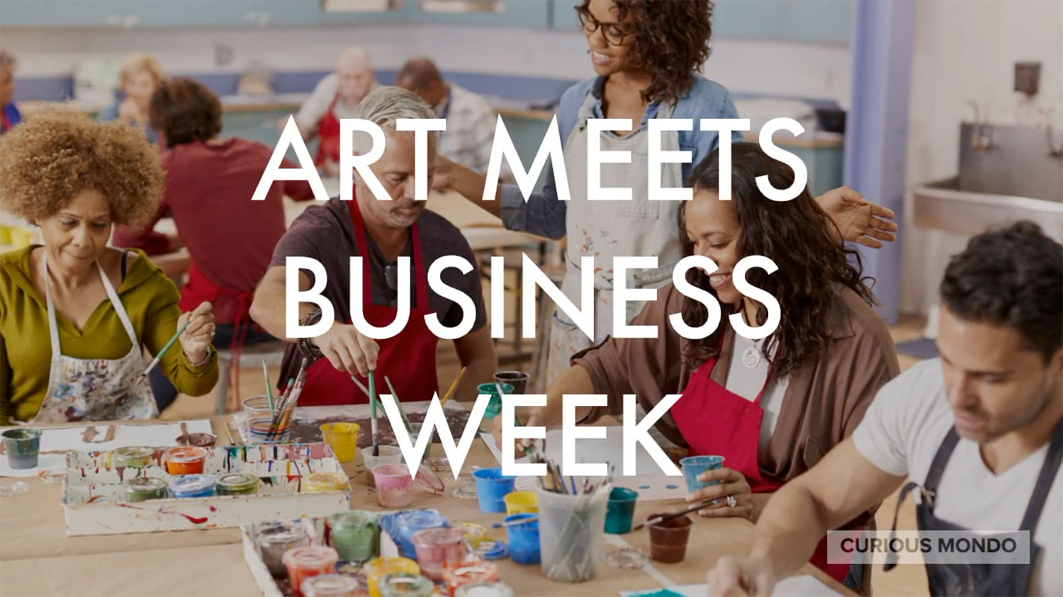 Art Meets Business (Week-long Special Event) LIVE with Shahar Boyayan