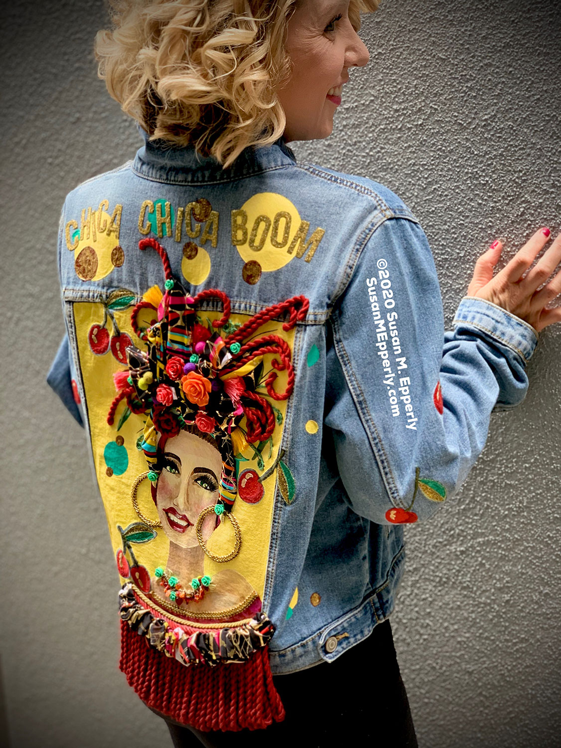 How to Make Art Jackets