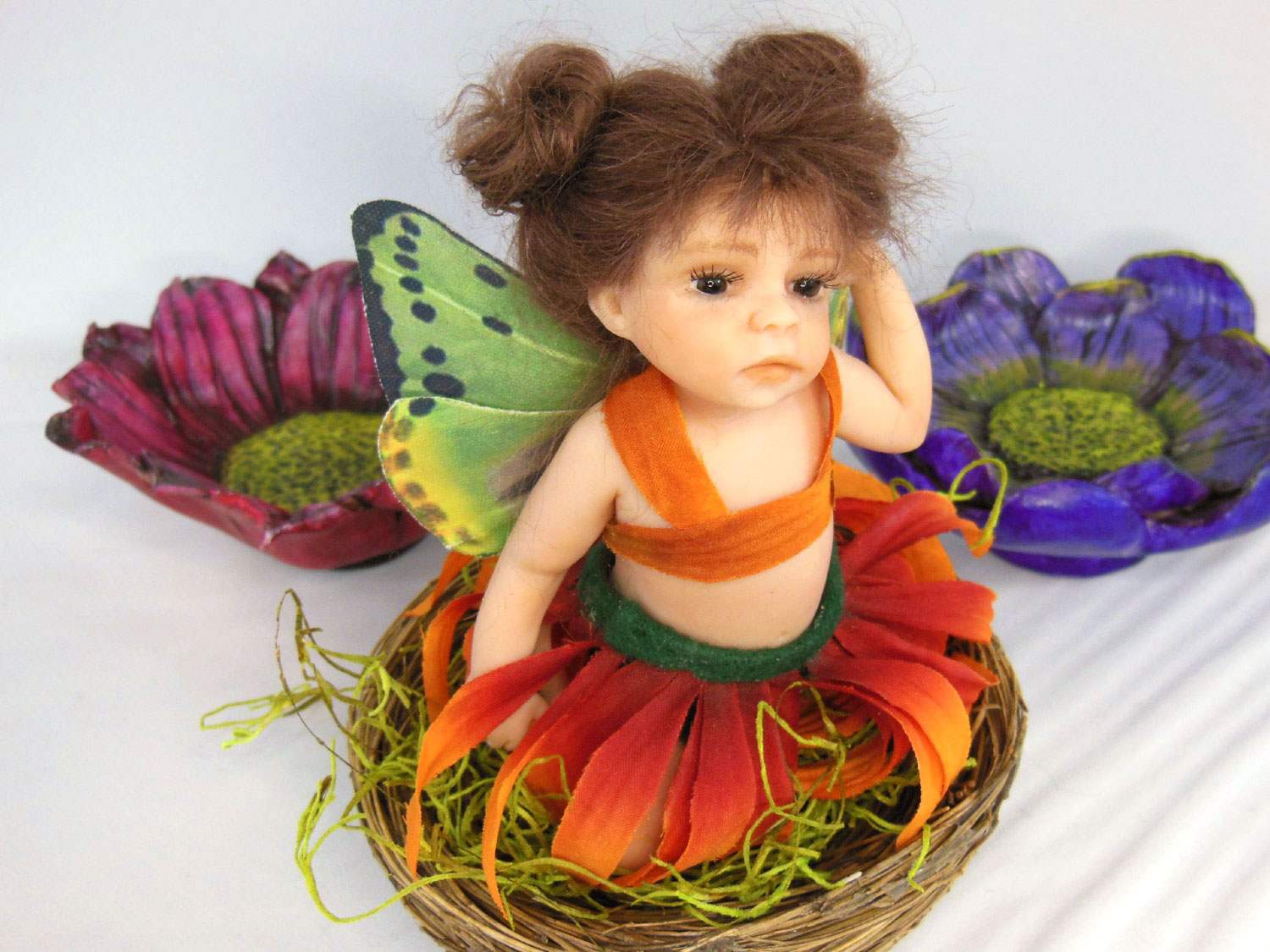 Sculpting a 6-inch Fairy/Child in Polymer Clay