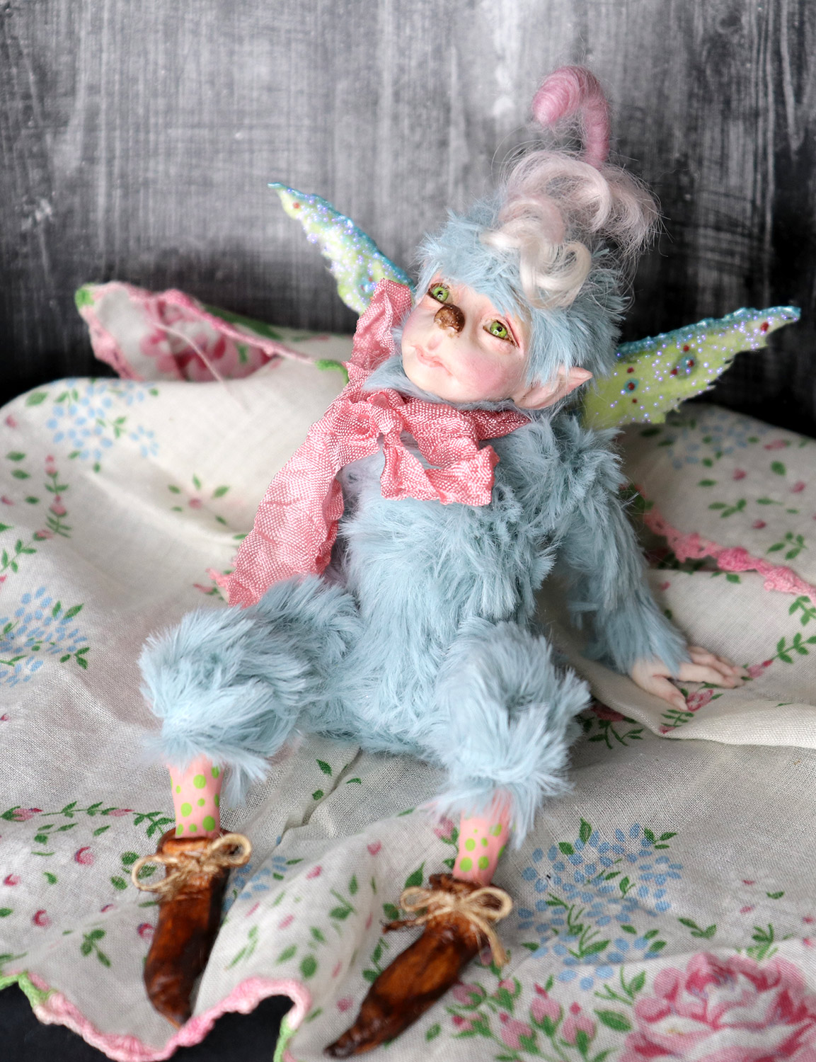 How to Sculpt a Whimsical Brownie Fairy LIVE with Sherrie Neilson