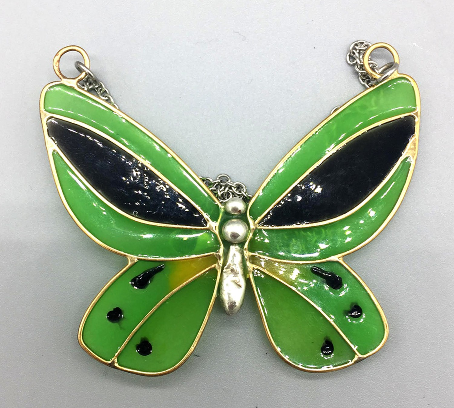 How to Create Wire Resin Butterflies