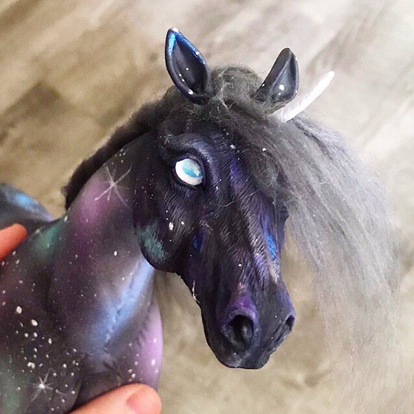 Sculpting a Mixed-Media Fantasy Horse