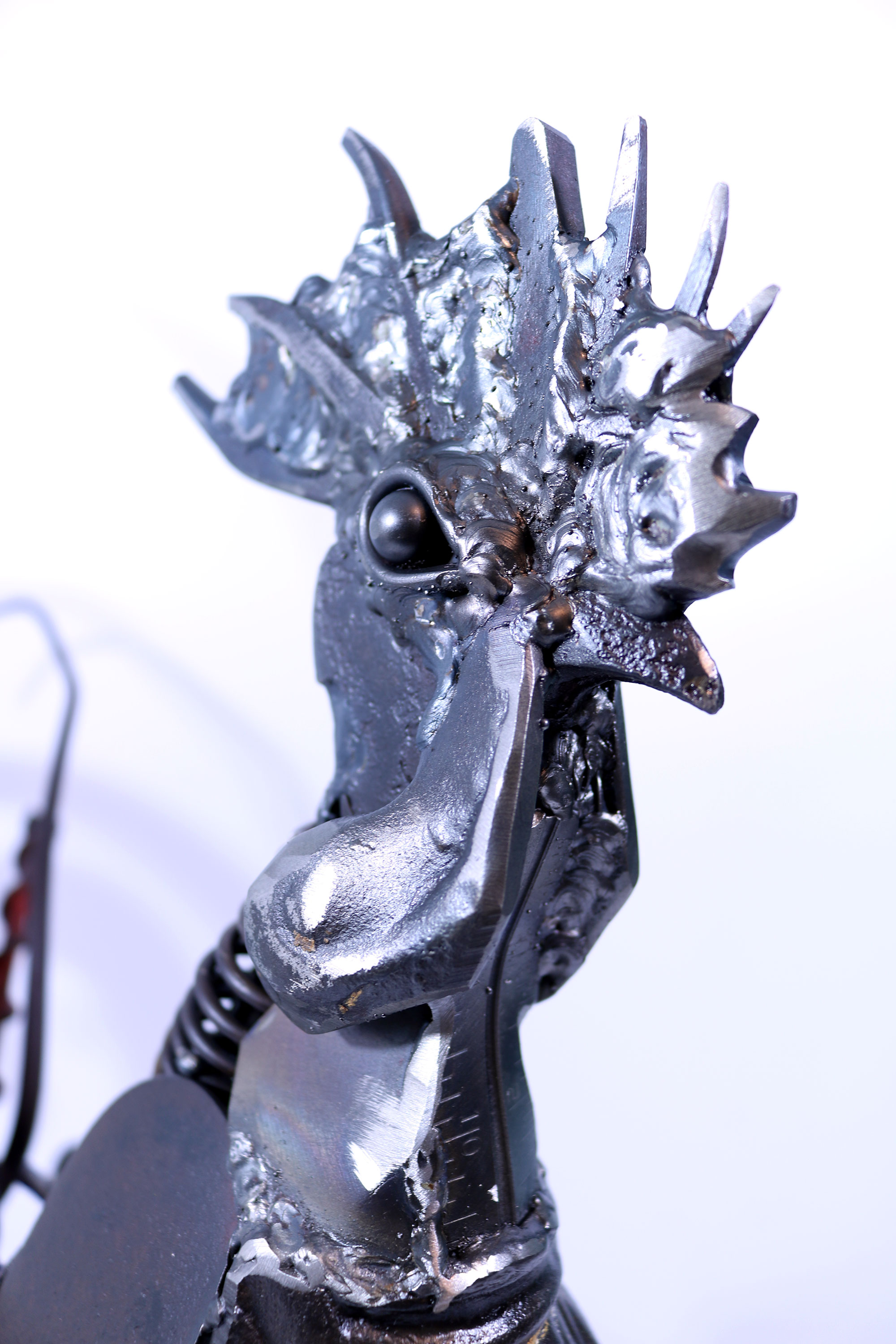 How to Weld a Rooster - Metal Art Welding Project LIVE with Michael Vivona