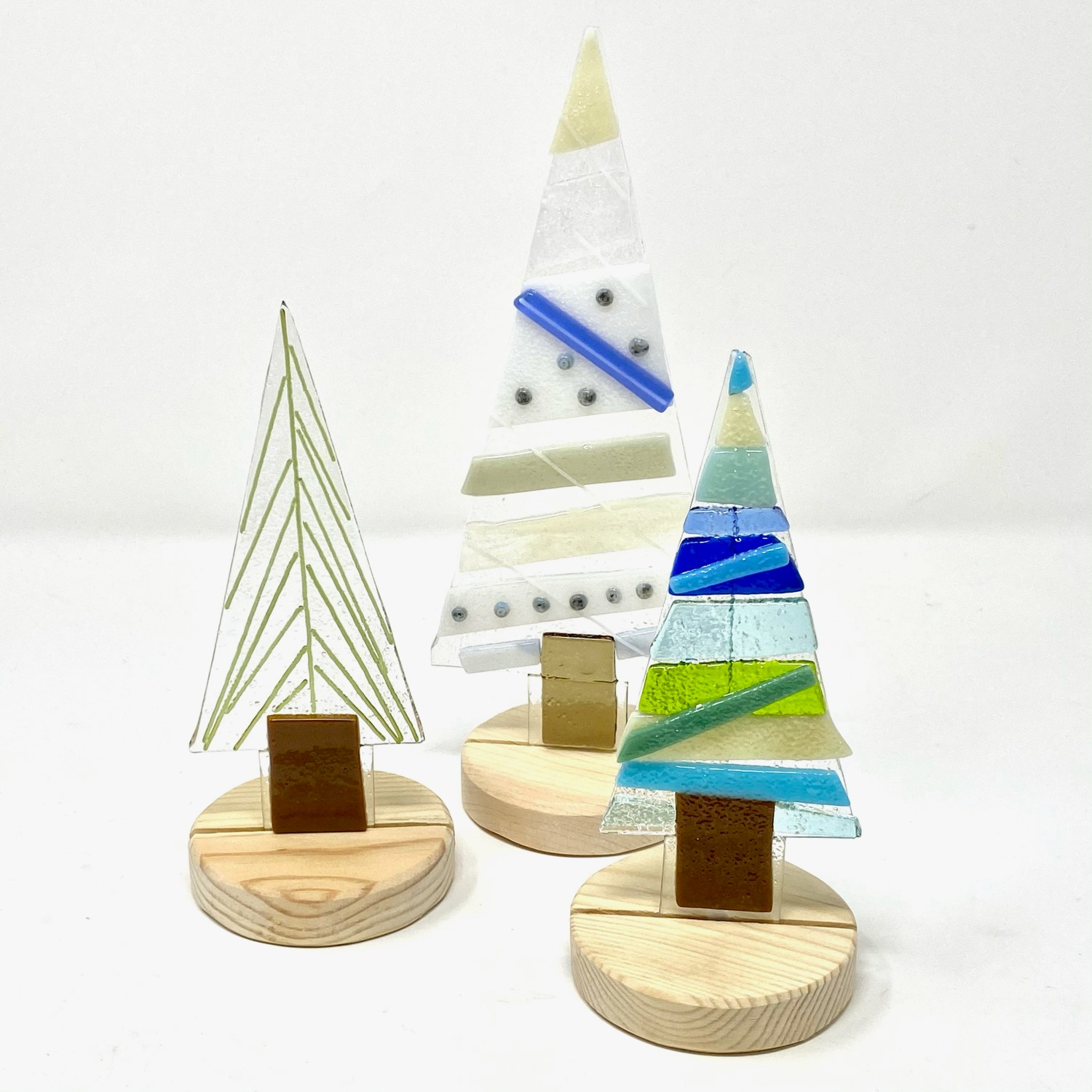 Fused Glass Holiday Gifts