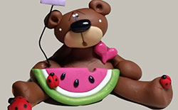 Fast Track: Sculpting a Whimsical Bear in Polymer Clay