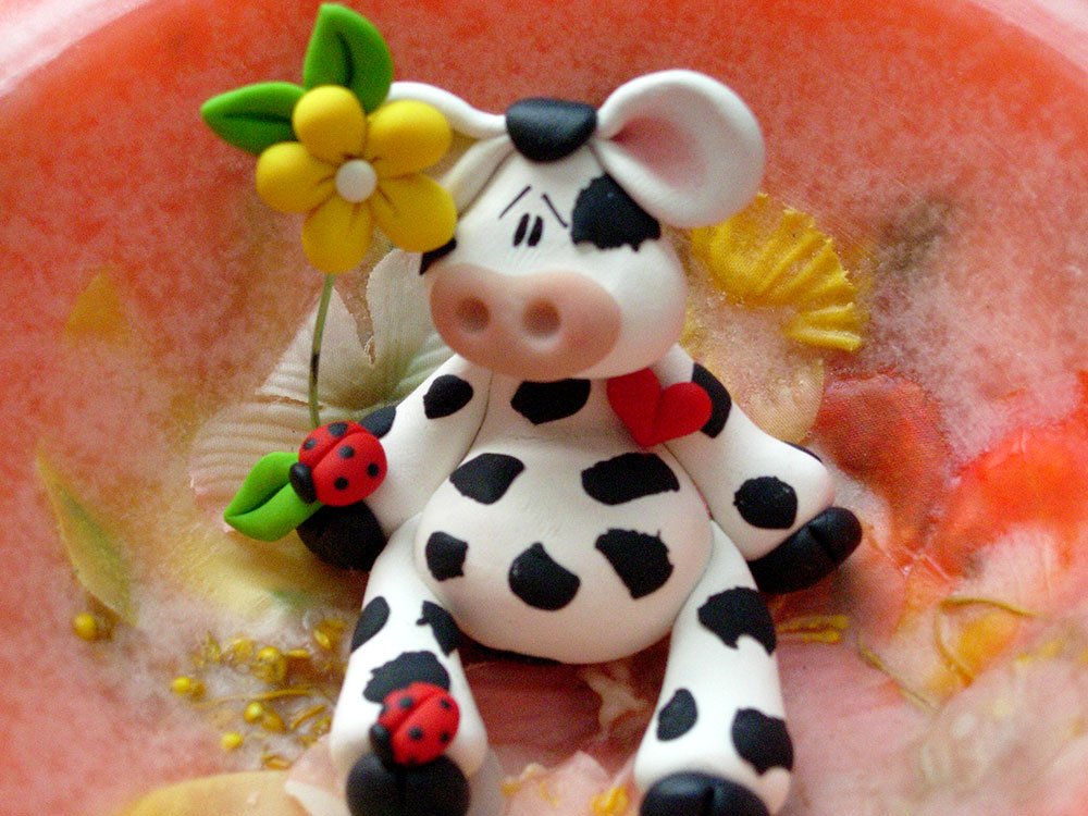 Polymer Clay - All Creatures Great and Small