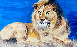 Painting Wildlife with Acrylic Paint with Valerie Kent