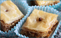 Baklava Bonanza: Nut-Filled Pastries!