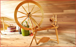 Turning Fiber Into Yarn: Basic Spinning
