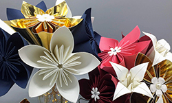 Fast Track Course: Origami Flower Bouquets